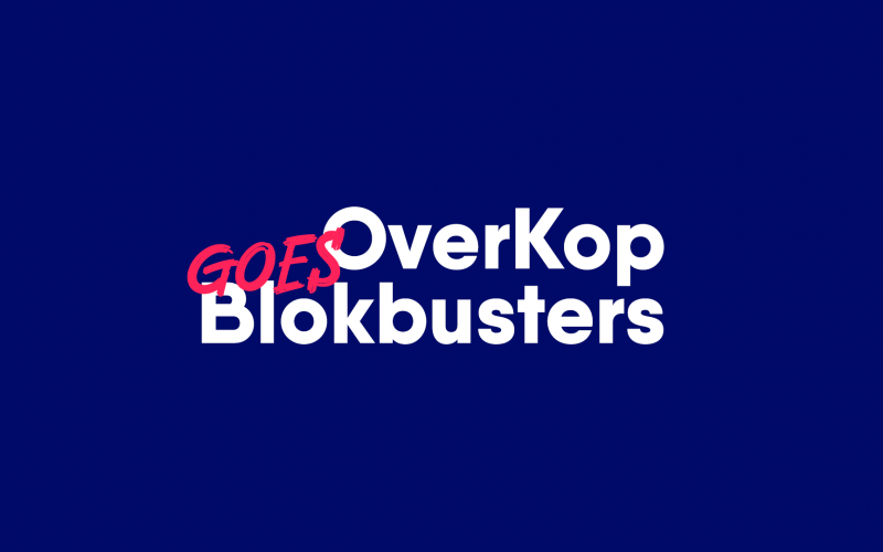 overkop blockbusters affiche